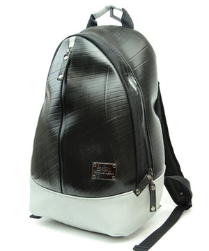SEAL Best Men's Backpack for Work PS094 GREY Side View