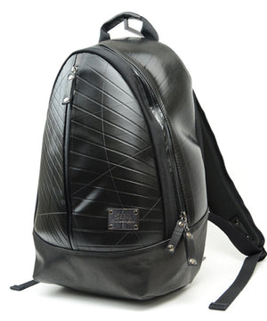 SEAL Best Men's Backpack for Work PS094 BLACK Side View