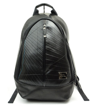 SEAL Best Men's Backpack for Work PS094 BLACK Front View
