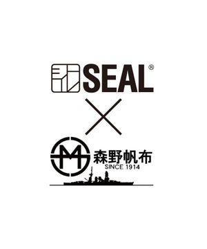 SEAL x Morino Canvas - Tote Wear Series Body (MS-022)