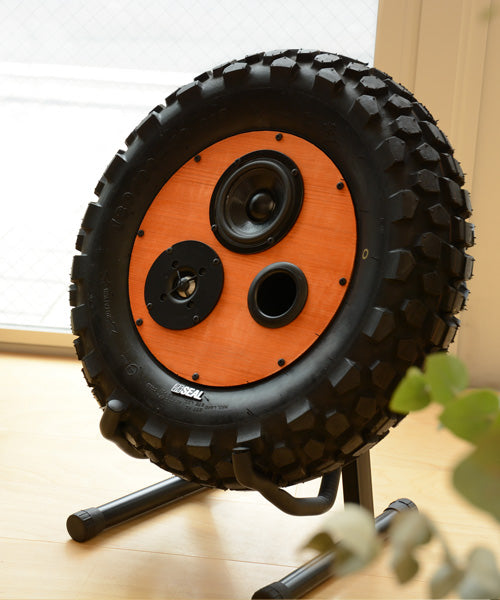 SEAL Tire Speaker (PS-096) - PRE-ORDER