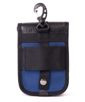 SEAL belt bag PS147 NAVY 3 ways of carrying