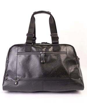 SEAL x Morino Canvas Carry On Bag BLACK Back View