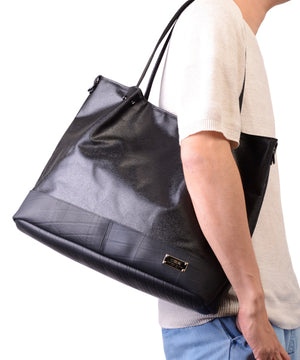 SEAL x Morino Canvas Carryall Tote (MS-026)