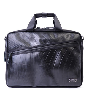 SEAL Expandable Slim briefcase PS155 Front View