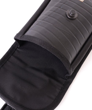 SEAL belt bag BLACK inside view