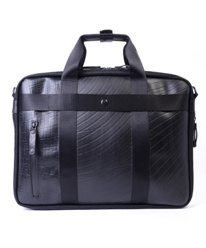 SEAL Expandable Slim briefcase PS155 Back View