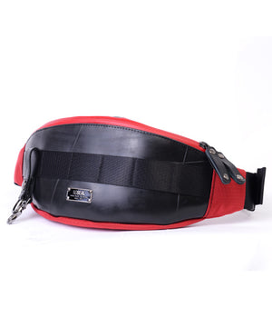 SEAL bum bag PS149 red side view