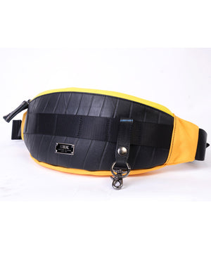 SEAL bum bag PS149 yellow side view