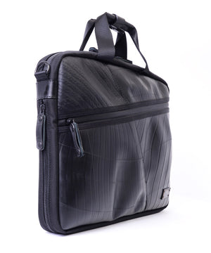 SEAL Expandable Slim briefcase PS155 Side View