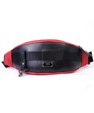 SEAL bum bag PS149 red front view