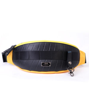 SEAL bum bag PS149 yellow front view