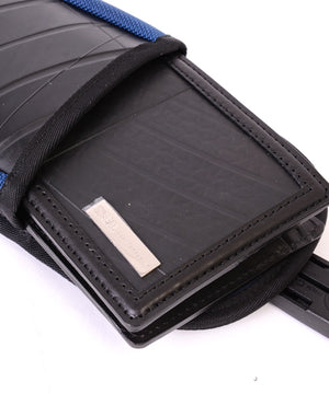 SEAL belt bag PS147 NAVY wallet compatible