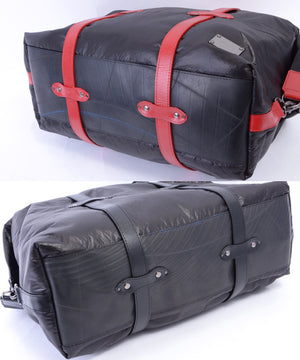SEAL x Fujikura Parachute Luggage Bag Bottom View