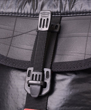 SEAL x FUJIKURA PARACHUTE 2 ways mini belt bag YKK buckle