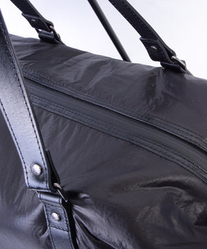 SEAL x Fujikura Parachute Luggage Bag BLACK Waterproof Zipper