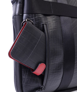 SEAL Expandable Slim briefcase PS155 Smartphone Compatible Pocket