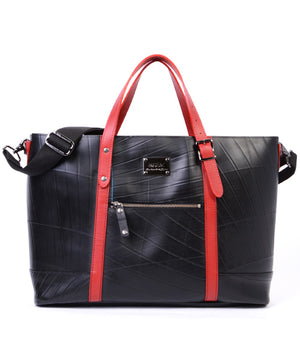 SEAL Work Tote for Men PS036 RED Front View