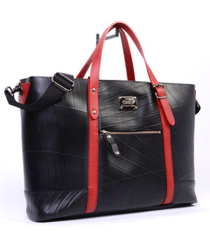 SEAL Work Tote for Men PS036 RED Side View