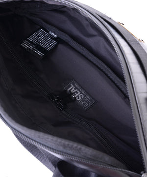 SEAL bum bag PS149 black inside view