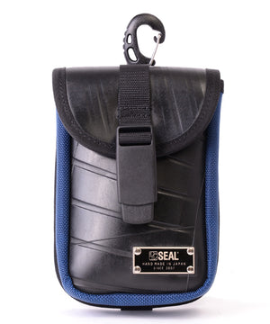 SEAL belt bag PS147 NAVY front view