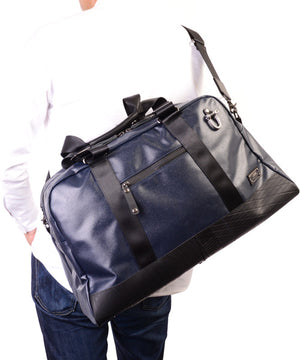 SEAL x Morino Canvas Boston Travel Bag (MS-027)