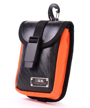 SEAL belt bag PS147 Orange side view