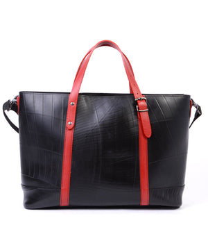 SEAL Work Tote for Men PS036 RED Back View