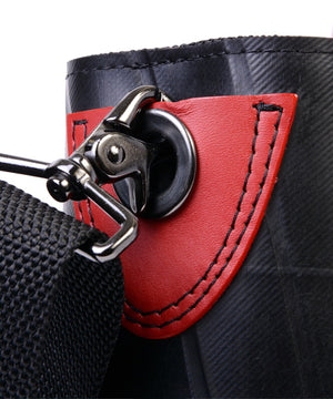 SEAL Work Tote for Men PS036 RED Close Up