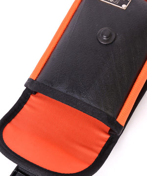 SEAL belt bag ORANGE inside view