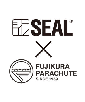 SEAL x FUJIKURA PARACHUTE 2 ways mini belt bag