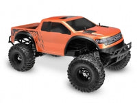 ILLUZION – FORD RAPTOR SVT – SCT / SCX10 BODY