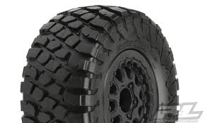 "BFGoodrich Baja T/A KR2 SC 2.2""/3.0"" M2 (Medium) Tires Mounted"