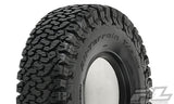 "BFGoodrich All-Terrain KO2 1.9"" G8 Rock Terrain Truck Tires for Front or Rear 1.9"" Crawler"