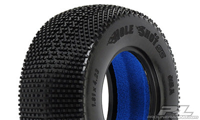 "Hole Shot 2.0 2.2""/3.0"" SC Tires for SC Trucks and SC Buggies Front or Rear"