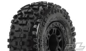 "Badlands SC 2.2""/3.0"" M2 (Medium) Tires Mounted"