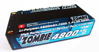 4800mah 100c 7.4v shorty- Team Zombie