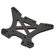 TRAXXAS SLASH 4X4 | STAMPEDE 4X4 MT 4.0MM CARBON FIBER FRONT SHOCK TOWER
