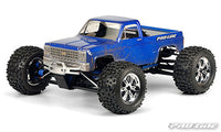 1980 Chevy Pick-up Clear Body for E-MAXX 3905, E-REVO, REVO 3.3 and T-MAXX 3.3