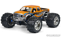 2008 Ford F-250 Clear Body for REVO 2.5 and T-MAXX 3.3
