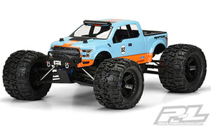 2017 Ford F-150 Raptor Clear Body for REVO 3.3, T-MAXX 3.3 and SUMMIT