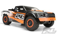 2017 Ford F-150 Raptor Desert Truck Clear Body