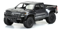 PROLINE RACING - 2019 Chevy Silverado Z71 Trail Boss True Scale Clear Body