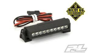 "2"" Super-Bright LED Light Bar Kit 6V-12V (Straight)"