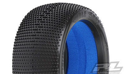 "Hole Shot VTR 4.0"" Off-Road 1:8 Truck Tires for Front or Rear"
