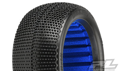 "Buck Shot VTR 4.0"" Off-Road 1:8 Truck Tires for Front or Rear"