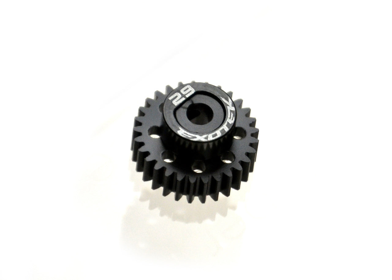Flite 29 Tooth 48 Pitch Pinion Gear, Black POM with Alloy