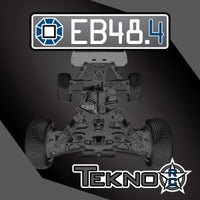 TKR8000 – EB48.4 1/8th Competition Electric Buggy Kit - Limited Quantities Available