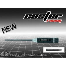 Caster Philips Screwdriver PH 4mm