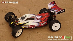 PR Racing PRS1 V3 (MM) 2wd Buggy Kit